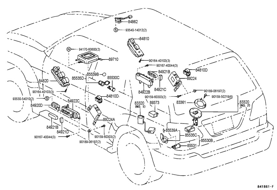 lexus gx 470 fuse box diagram