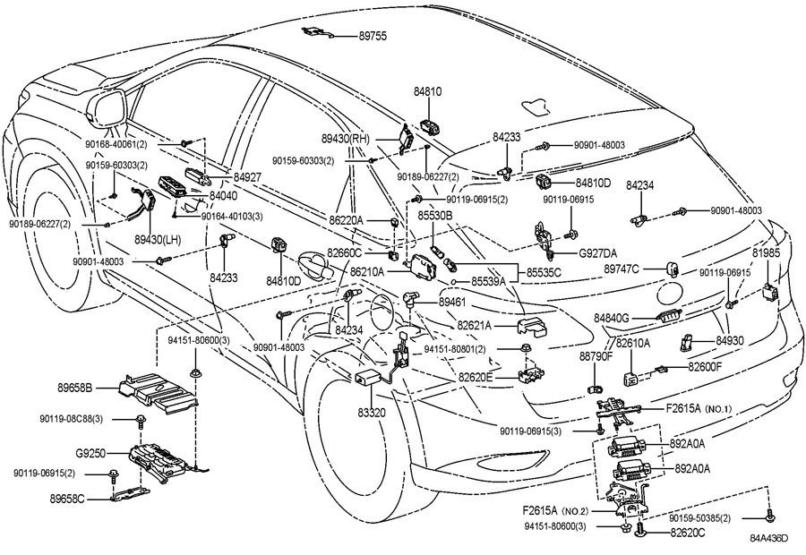 acura tsx door diagram html